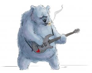 Smokin' Bear