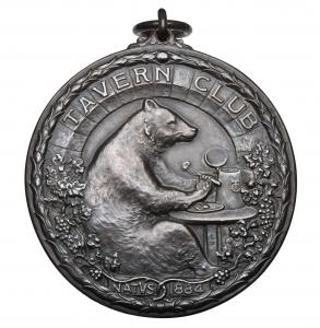 Tavern Club Medallion