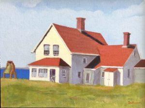 Paul Sullivan Painting