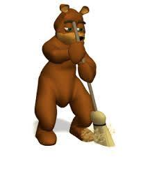 Sweeping Bear