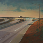 Fred Kellogg: Nocturnes and Roads