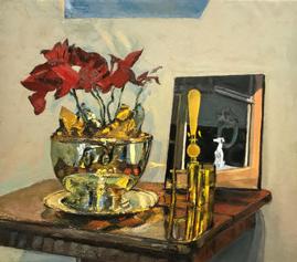 George Nick Painting