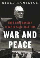 Nigel Hamilton War & Peace